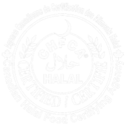 The Canadian Halal Food Certifying Agency logo